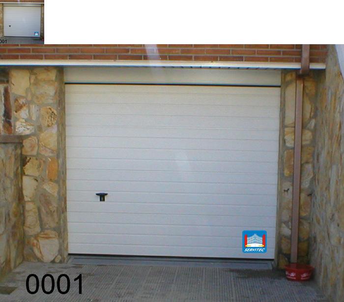 Puertas de Garaje   Puertas seccionales   cerrajeros en